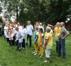 Dorffest – Spiele ohne Grenzen 2014